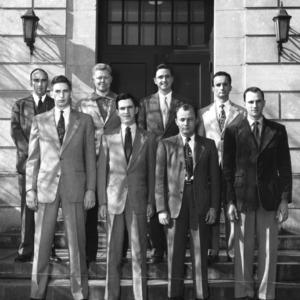 Livestock Judging Team, 1948.
