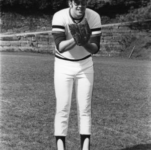 Mike Dempsey, pitcher