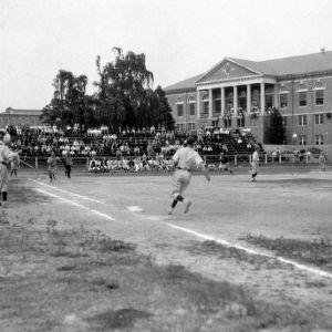 N. C. State baseball game