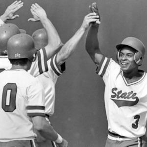 Greg Briley, second base