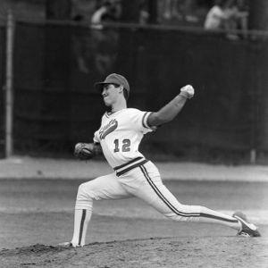 Preston Woods, pitcher