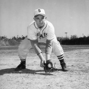 """John """"Scotty"""" Hurst, shortstop"""
