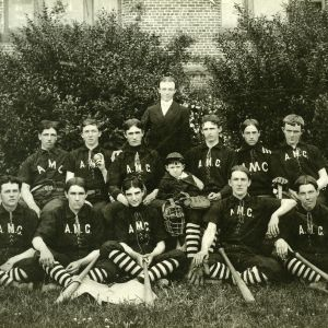 Agriculture and Mechanic Arts baseball team, 1899