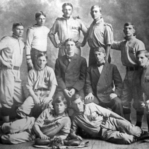 North Carolina College of Agricultural and Mechanic Arts baseball team, 1907