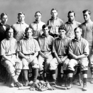 North Carolina College of Agriculture and Mechanic Arts baseball team, 1909
