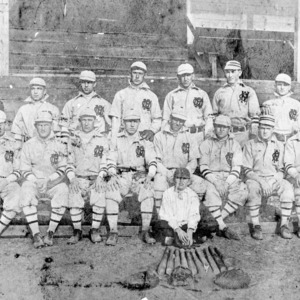 North Carolina College of Agriculture and Mechanic Arts baseball team, 1910