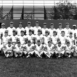 N. C. State baseball players