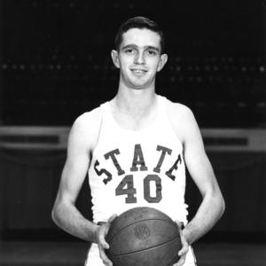 Center Harold Atkins (#40)
