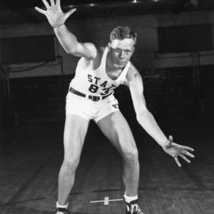 Forward Bob Cook (#83)