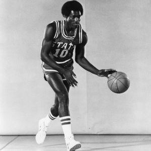 Al Green, No. 10, N.C. State University basketball