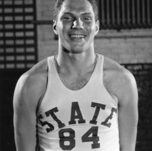 #84 Leroy Halpern, N.C. State basketball