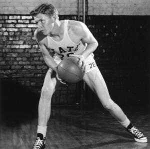 Forward Jim Stevenson (#72)