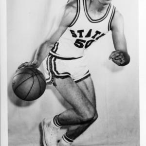 Center Doug Tilley (#5)