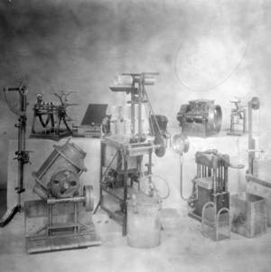 Miscellaneous laboratory apparatus