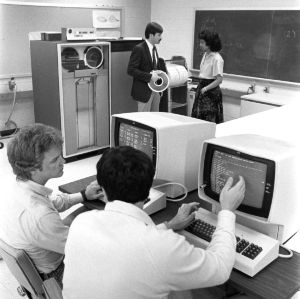 Department of Computer Science, College of Engineering, 1970s.