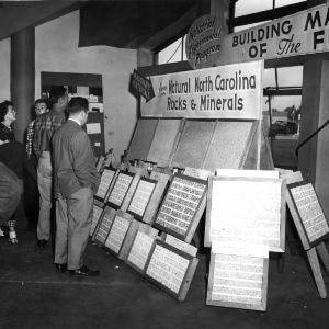 Industrial Engineering exhibit at N.C. State Fair