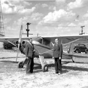 Lunscome monoplane