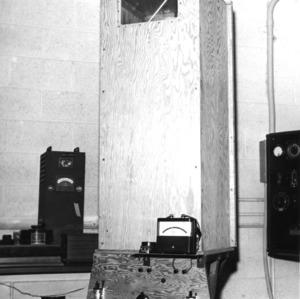 Dr. Nystrom's calorimetric measurement apparatus