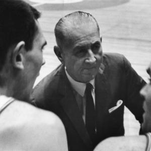 Coach Everett Case