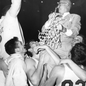 Coach Case with net