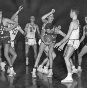 N.C. State vs. Duke, 1952