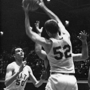 N. C. State basketball, 1956