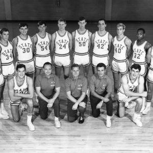 N.C. State basketball team, 1968