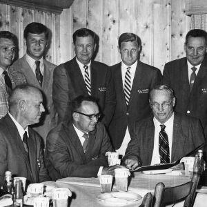 Wolfpack Club meeting