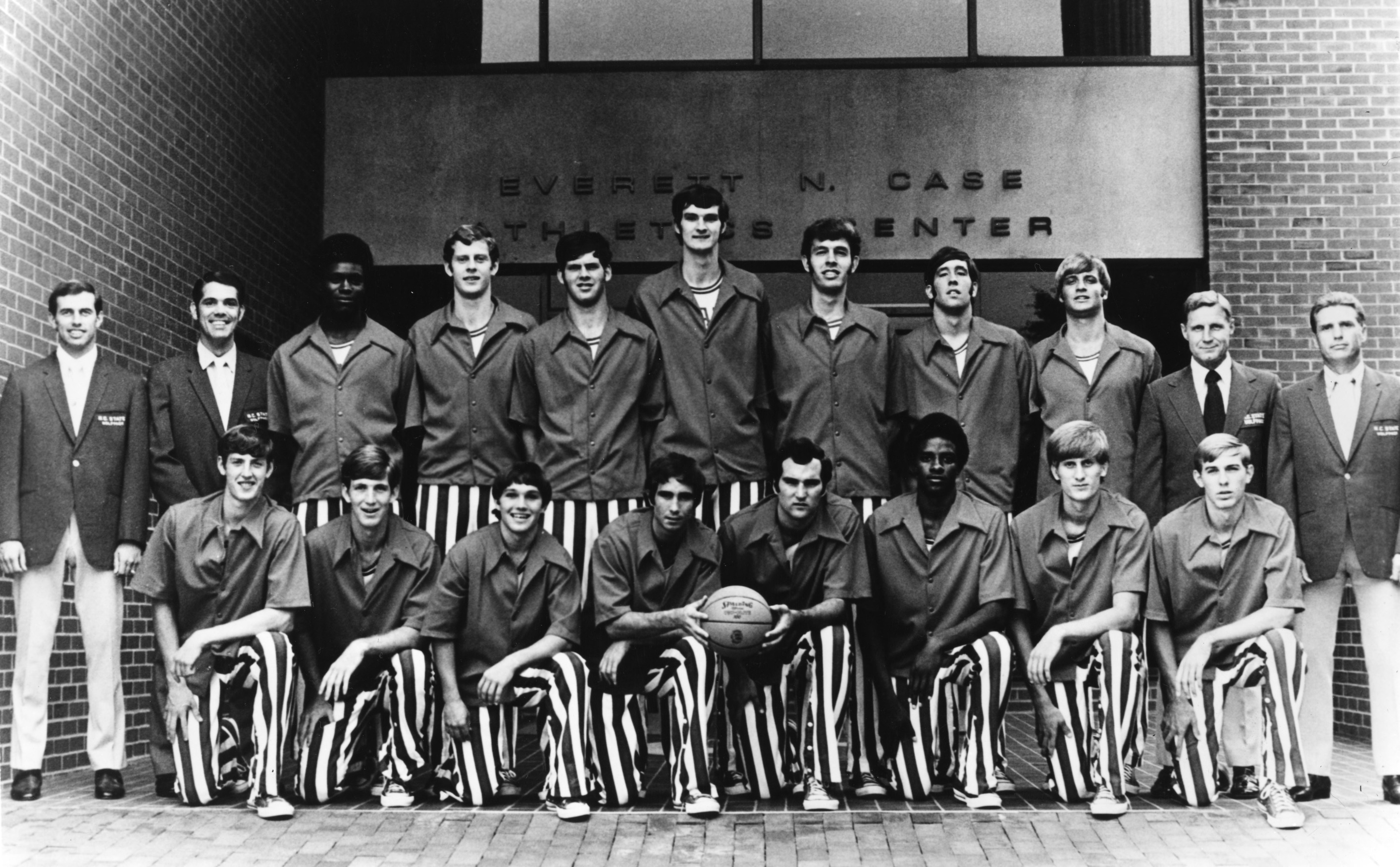 1972-1973 N.C. State University basketball team