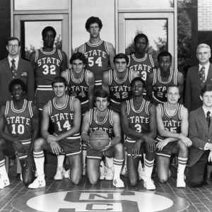 1976-1977 N.C. State basketball team