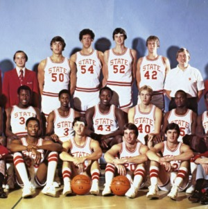 1978 N.C. State University basketball team