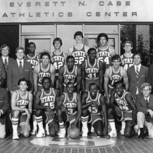 1978-1979 N.C. State basketball team