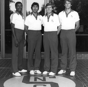N.C. State University basketball coaches