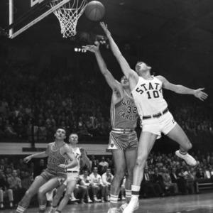 N.C. State vs. UNC-Chapel Hill, 1974