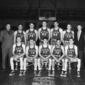 North Carolina State College basketball team, 1947