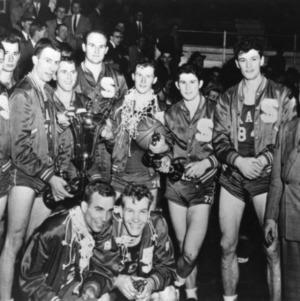 North Carolina State basketball team -- 1949 Southern Conference champions