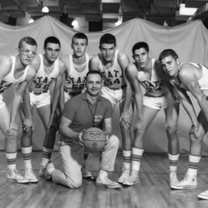 N.C. State freshmen basketball team, 1964