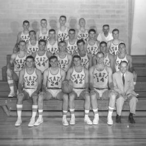 N.C. State College basketball team, 1964