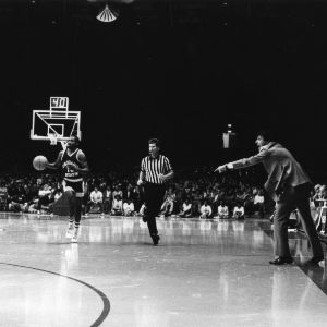 N.C. State vs. Chicago State, 1987