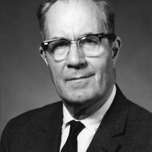 Dr. Warren L. McCabe portrait