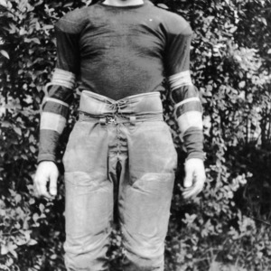 N. C. State football player Big Floyd