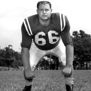 N. C. State football player Collie Moore