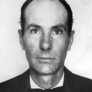 4-H leader Warren Harper, 1962