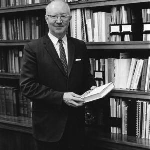 Dean H. Brooks James portrait