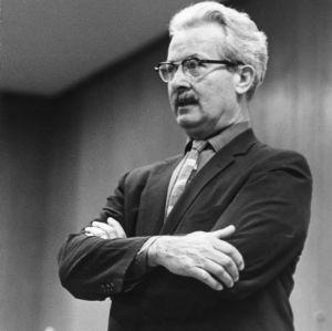 Dean Henry L. Kamphoefner
