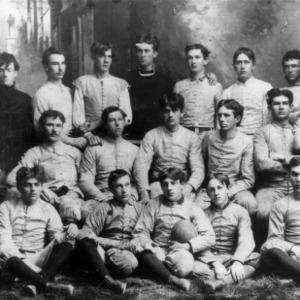N. C. State football, 1893