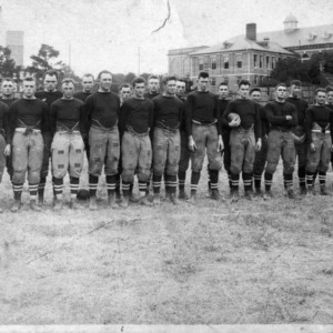 North Carolina College of Agricultural and Mechanic Arts football team, 1916