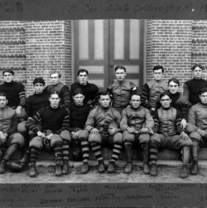 North Carolina College of Agricultural and Mechanic Arts  football team, 1904