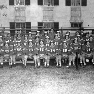 North Carolina State College football team, 1944