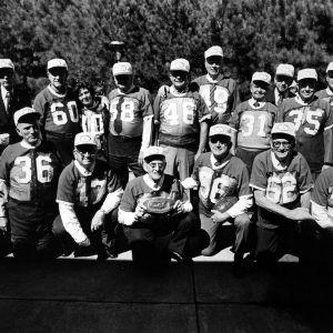 N. C. State football team (1927) 50th Reunion
